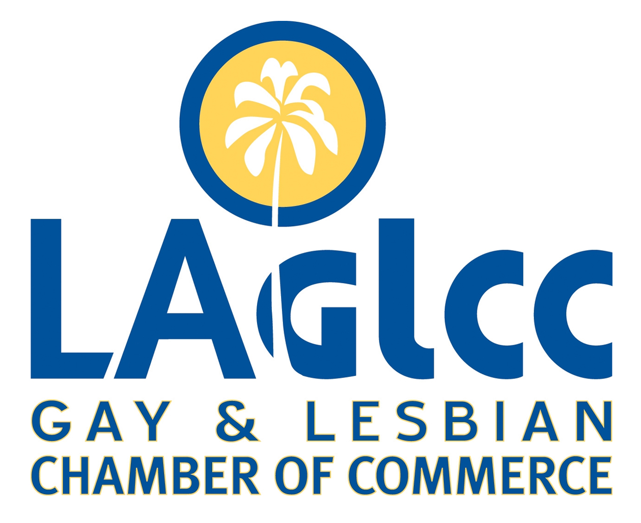 Los Angeles Gay and Lesbian Chamber of Commerce Logo